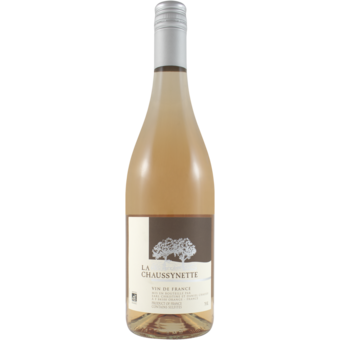 Bottle shot for 2020 Mas De Boislauzon La Chaussynette Rose