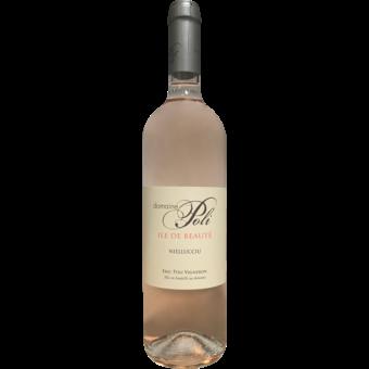 Bottle shot for 2020 Domaine Poli Niellucciu Rose