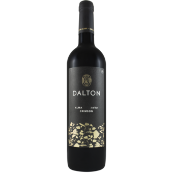Bottle shot for  Dalton Alma Crimson Red (U)P
