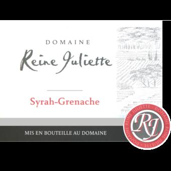 Label shot for 2020 La Reine Juliette Rose