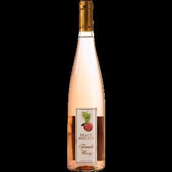 Bottle shot for  Tomasello Peach Moscato