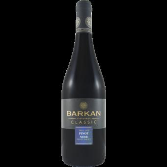 Bottle shot for  Barkan Classic Pinot Noir
