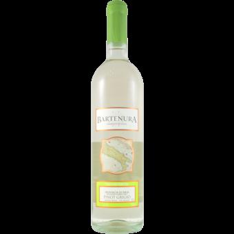 Bottle shot for  Bartenura Pinot Grigio