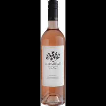 Bottle shot for 2020 Mirabeau Classic Cotes De Provence Rose