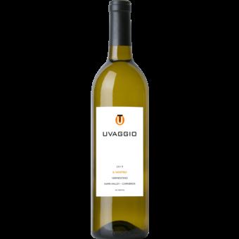 Bottle shot for 2019 Uvaggio Il Nostro Vermentino