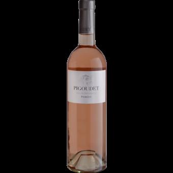 Bottle shot for 2020 Pigoudet Rose Premiere Coteaux D'aix En Provence