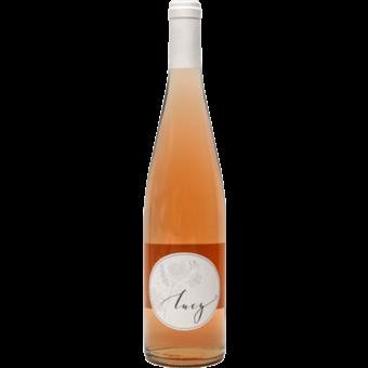 Bottle shot for 2020 Lucy Rose Of Pinot Noir Santa Lucia Highlands
