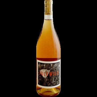 Bottle shot for 2020 Idlewild The Flower Rose Mendocino