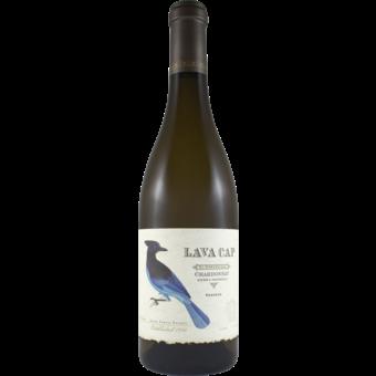 Bottle shot for 2019 Lava Cap El Dorado Chardonnay