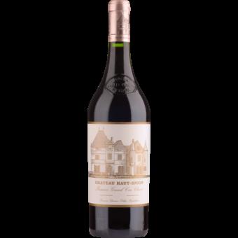 Bottle shot for 2018 Chateau Haut Brion