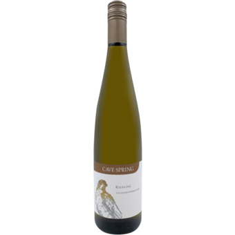 Bottle shot for 2018 Cave Spring Cellar Riesling