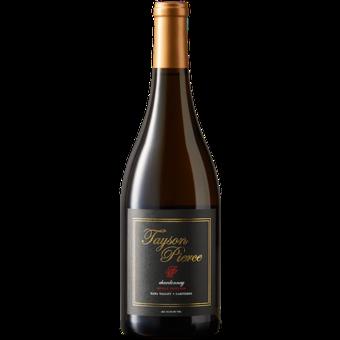 Bottle shot for 2016 Tayson Pierce Chardonnay