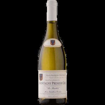 """Bottle shot for 2017 Jean Francois Protheau Montagny 1er Cru """"Les Bouchots"""""""