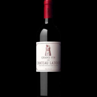 Bottle shot for 2013 Chateau Latour