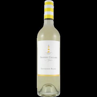 Bottle shot for 2020 Seaside Cellars Sauvignon Blanc