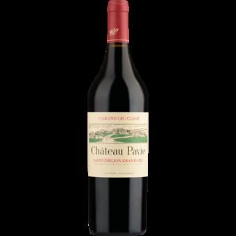 Bottle shot for 2018 Chateau Pavie