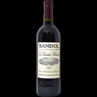 Bottle shot for 2017 Domaine La Bastide Bandol Rouge