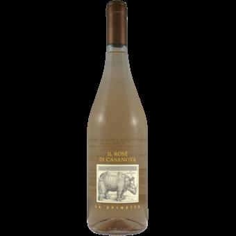 Bottle shot for 2020 La Spinetta Rose Di Casanova