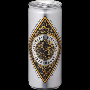 Bottle shot for  Coppola Chardonnay 375ml Can
