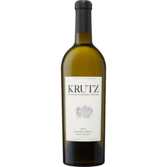 Bottle shot for 2019 Krutz Beckstoffer Melrose Sauvignon Blanc