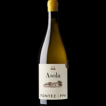 Bottle shot for 2017 Fontezoppa Ribona Colli Maceratesi Riserva Dell'asola