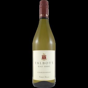 Bottle shot for 2019 Kali Hart Chardonnay
