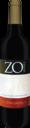 Bottle shot for 2017 Zo Wines Dry Creek Zinfandel