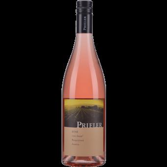 Bottle shot for 2020 Prieler Rose Vom Stein