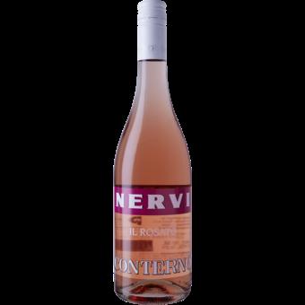 Bottle shot for 2020 Nervi Conterno Rosato