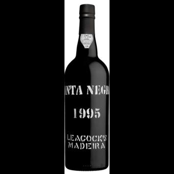 Bottle shot for 1995 Leacocks Vintage Tinta Negra