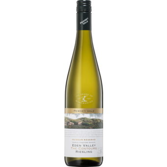 Bottle shot for 2013 Pewsey Vale Contours Riesling