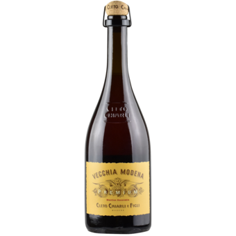 Bottle shot for 2020 Cleto Chiarli Lambrusco Di Sorbara Vecchia Modena