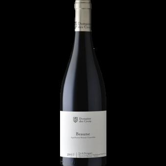 Bottle shot for 2017 Domaine Des Croix Beaune Rouge