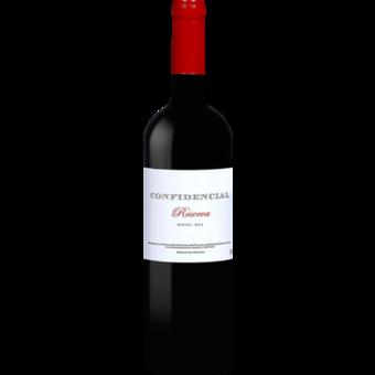 Bottle shot for 2017 Casa Santos Lima Confidencial Reserva Red Lisboa