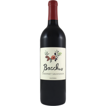 Bottle shot for 2019 Bacchus Cabernet Sauvignon