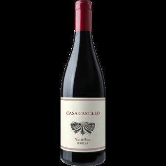 Bottle shot for 2018 Casa Castillo Vino De Finca