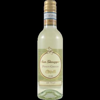 Bottle shot for 2018 San Giuseppe Pinot Grigio