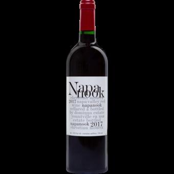 Bottle shot for 2017 Napanook