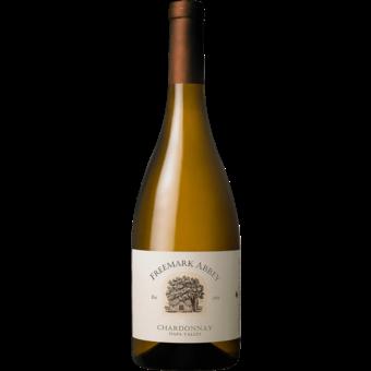 Bottle shot for 2019 Freemark Abbey Chardonnay