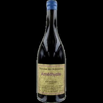 Bottle shot for 2013 Domaine Des Ardoisieres Cuvee Amethyste Rouge