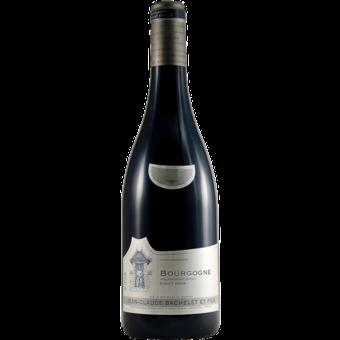 Bottle shot for 2018 Jean Claude Bachelet Bourgogne Rouge