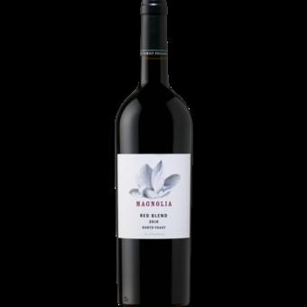 Bottle shot for 2016 Magnolia Red Blend North Coast