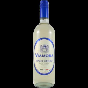 Bottle shot for 2019 Viamora Pinot Grigio