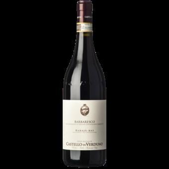 Bottle shot for 2017 Castello Di Verduno Barbaresco Rabaja Bas