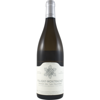 Bottle shot for 2018 Bzikot Puligny Montrachet Les Folatieres 1er Cru