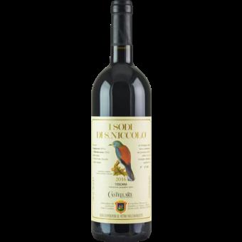 Bottle shot for 2016 Castellare I Sodi Di San Niccolo