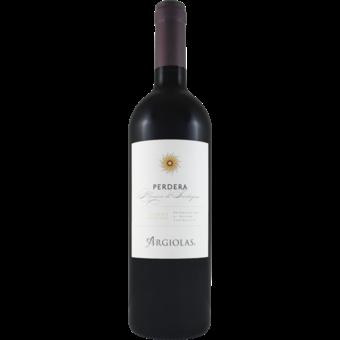 Bottle shot for 2018 Argiolas Perdera