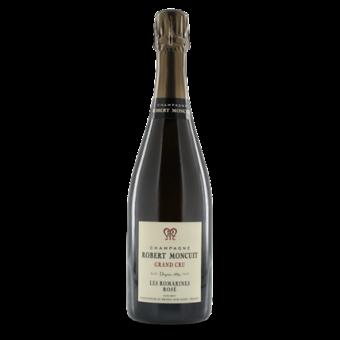 Bottle shot for  Moncuit Les Romarines Rose