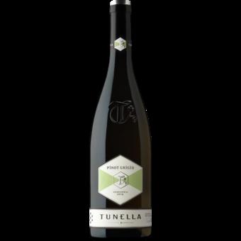 Bottle shot for 2019 La Tunella Pinot Grigio