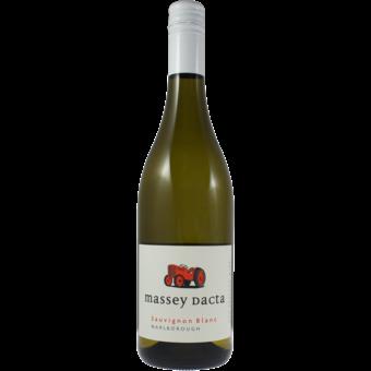 Bottle shot for 2020 Massey Dacta Sauvignon Blanc